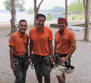 jobs at forest adventure