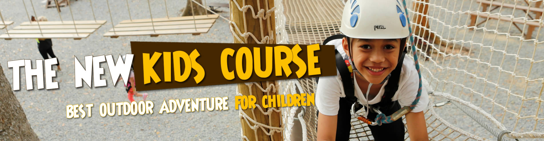 the kids course