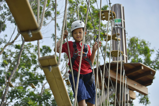 8 Outrageously Fun Outdoor Activities for Kids in Singapore