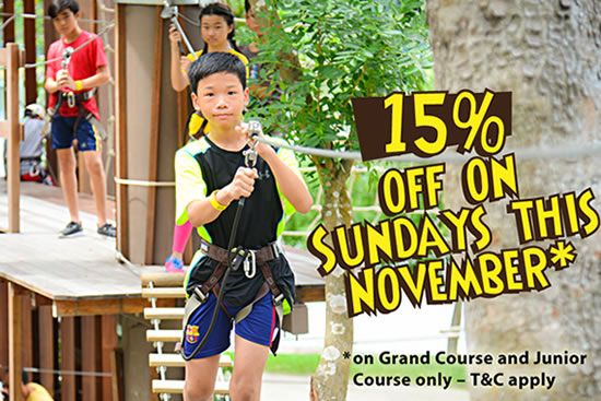 15%OFF-SUNDAYS
