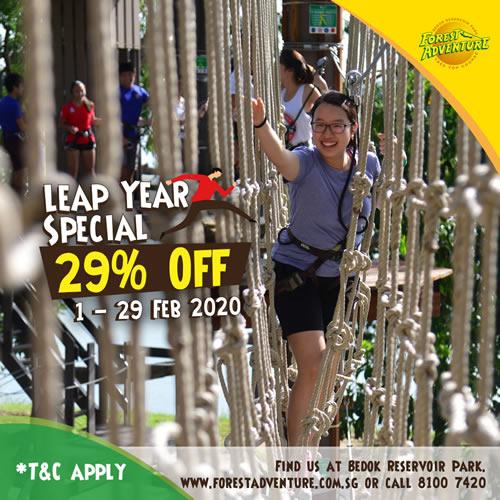 Leap 29 Promo
